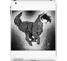 Running Dog iPad Case/Skin