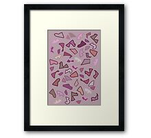 Life full of choices 4 Framed Print
