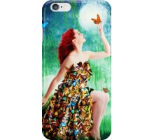 Madam Butterfly iPhone Case/Skin