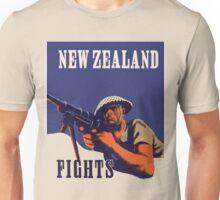 New Zealand Fights! Unisex T-Shirt