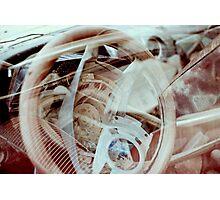 zero mph Photographic Print