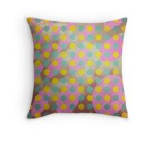 Running out of points Throw Pillow