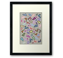 Life full of choices Framed Print