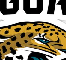Jacksonville Jaguars Logo Sticker