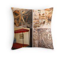 Lavaux-Ste-Anne III Throw Pillow