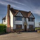 Bay Horse Inn - Aldwark near York by Trevor Kersley