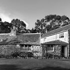 The Old Farmhouse #3, Albany, Western Australia by Elaine Teague