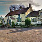 The Hare Inn - Scawton near Helmsley,North Yorkshire by Trevor Kersley