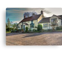 The Hare Inn - Scawton near Helmsley,North Yorkshire Metal Print
