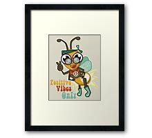 Jimi Firefly Framed Print