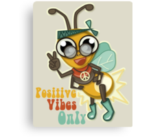 Jimi Firefly Canvas Print