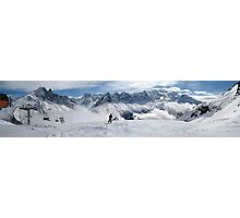 Moutains Photographic Print