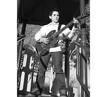 Music is my playground Photographic Print