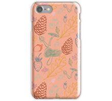 Woodland Things  iPhone Case/Skin