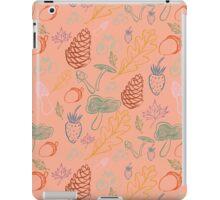 Woodland Things  iPad Case/Skin