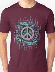 Hippie,Pease,Love,Music  Unisex T-Shirt