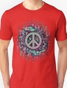Hippie,Pease,Love,Music  Unisex T-Shirt