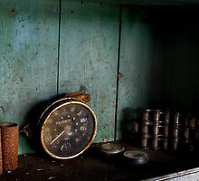 Old Speedo by Dave  Miller