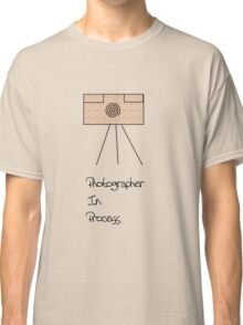 photographer in process Classic T-Shirt