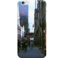 Streets of NYC iPhone Case/Skin