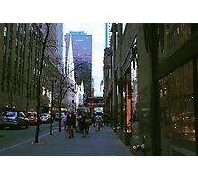 Streets of NYC Photographic Print
