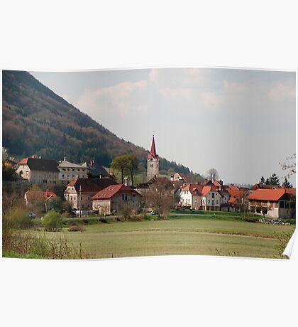 Planina Poster