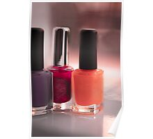 Nail lacquer Poster