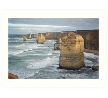The 12 Apostles, Great Ocean Rd Art Print