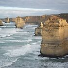 The 12 Apostles, Great Ocean Rd by Kymbo