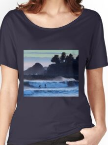 Winter waves 2014 Women's Relaxed Fit T-Shirt