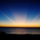 Sun Rays by redredlea