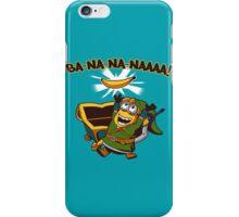 Ba-na-na-naaa! Zelda Minion Crossover T-shirt iPhone Case/Skin
