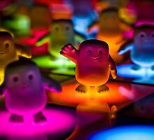 Adipose on the Dance Floor by Corbin Adler
