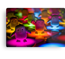 Adipose on the Dance Floor Metal Print