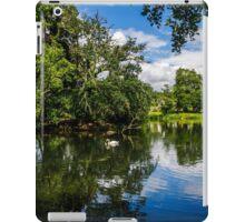 Roath Park Lake iPad Case/Skin