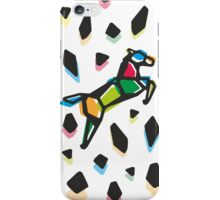 Rainbow Anigami Mr. Horse iPhone Case/Skin