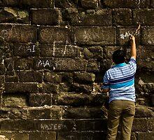 Indian Graffiti by Sean Hallisey