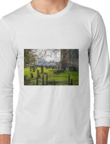 View from St Peter's Church Croft Long Sleeve T-Shirt