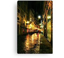 Florence Nights Canvas Print