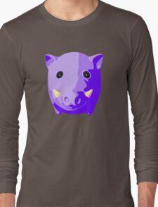 Wild pig Long Sleeve T-Shirt