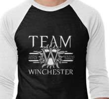 Team Winchester Men's Baseball ¾ T-Shirt
