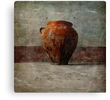 back to the old house Canvas Print