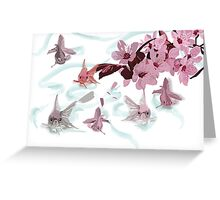 Blossoming Beauty Greeting Card