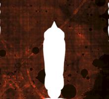 Watchmen - Rorschach  Sticker