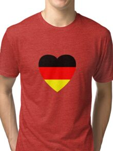 I love Germany Tri-blend T-Shirt