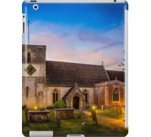 St Mary Kintbury iPad Case/Skin