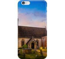 St Mary Kintbury iPhone Case/Skin