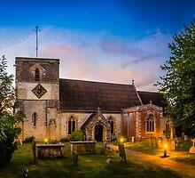 St Mary Kintbury by mlphoto