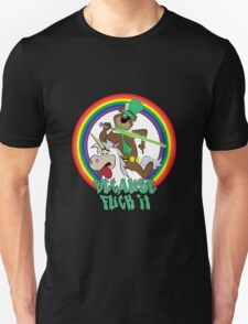 Yogi the Bear - Because F*ck it. T-Shirt