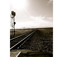 Road To Nowhere 4... Photographic Print